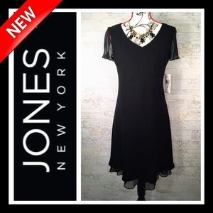 👗Jones New York Tea Dress